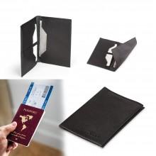 Gerçek Deri Pasaport Kabı