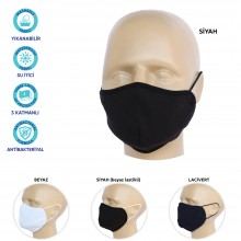 Antibakteriyal Guard Maske