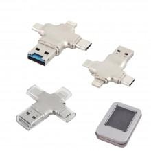32 GB METAL USB BELLEK