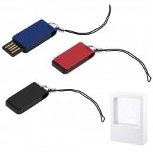 8 GB Döner Mekanizmalı Alüminyum USB Bellek