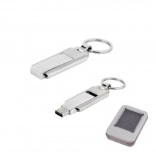 16 GB Metal Anahtarlık USB Bellek