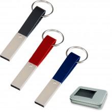 8 GB Metal USB Bellek Anahtarlık
